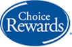 Choice rewards