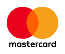MasterCard logo with name